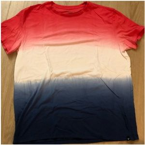 *3/$30* Red White & Blue American Eagle Tee